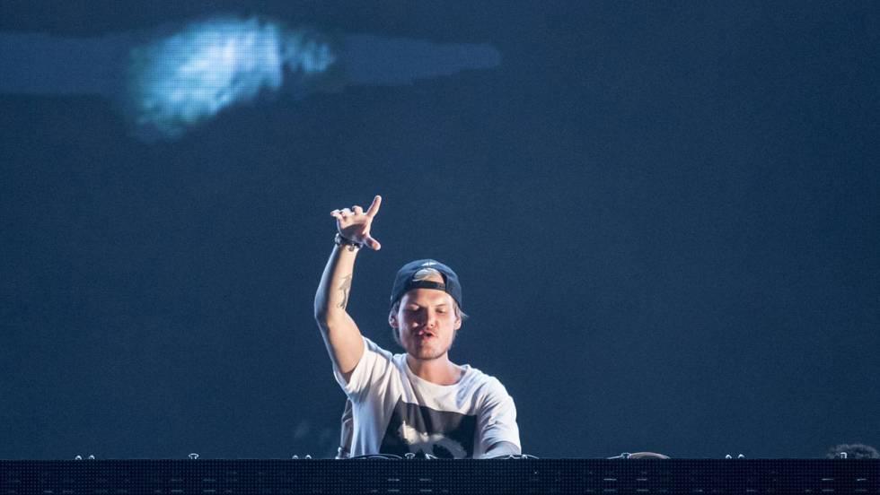 Muere a los 28 años el DJ Avicii