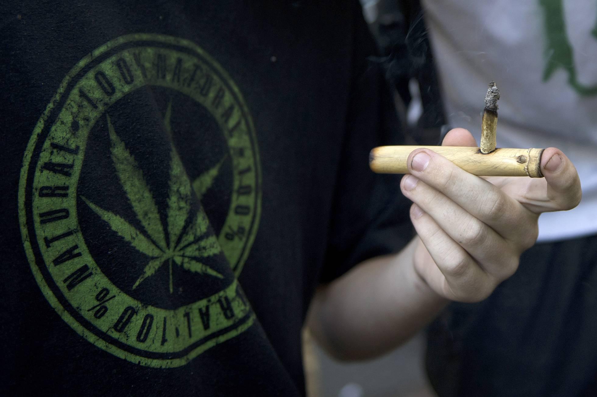 La demanda de marihuana legal en Uruguay desborda la oferta
