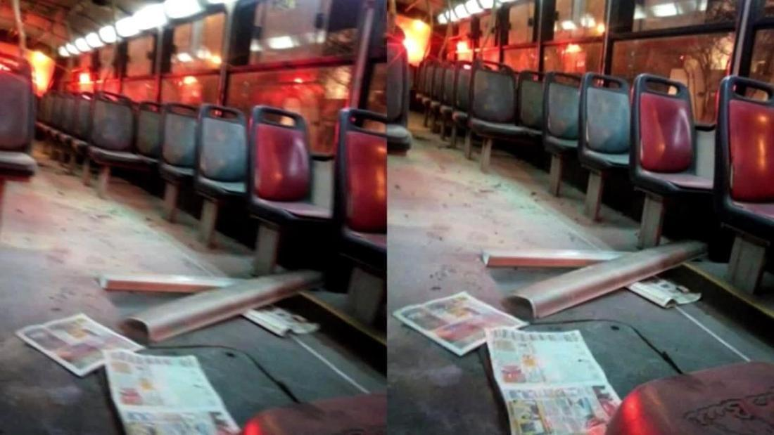 incendio bus lima feminicidio peru