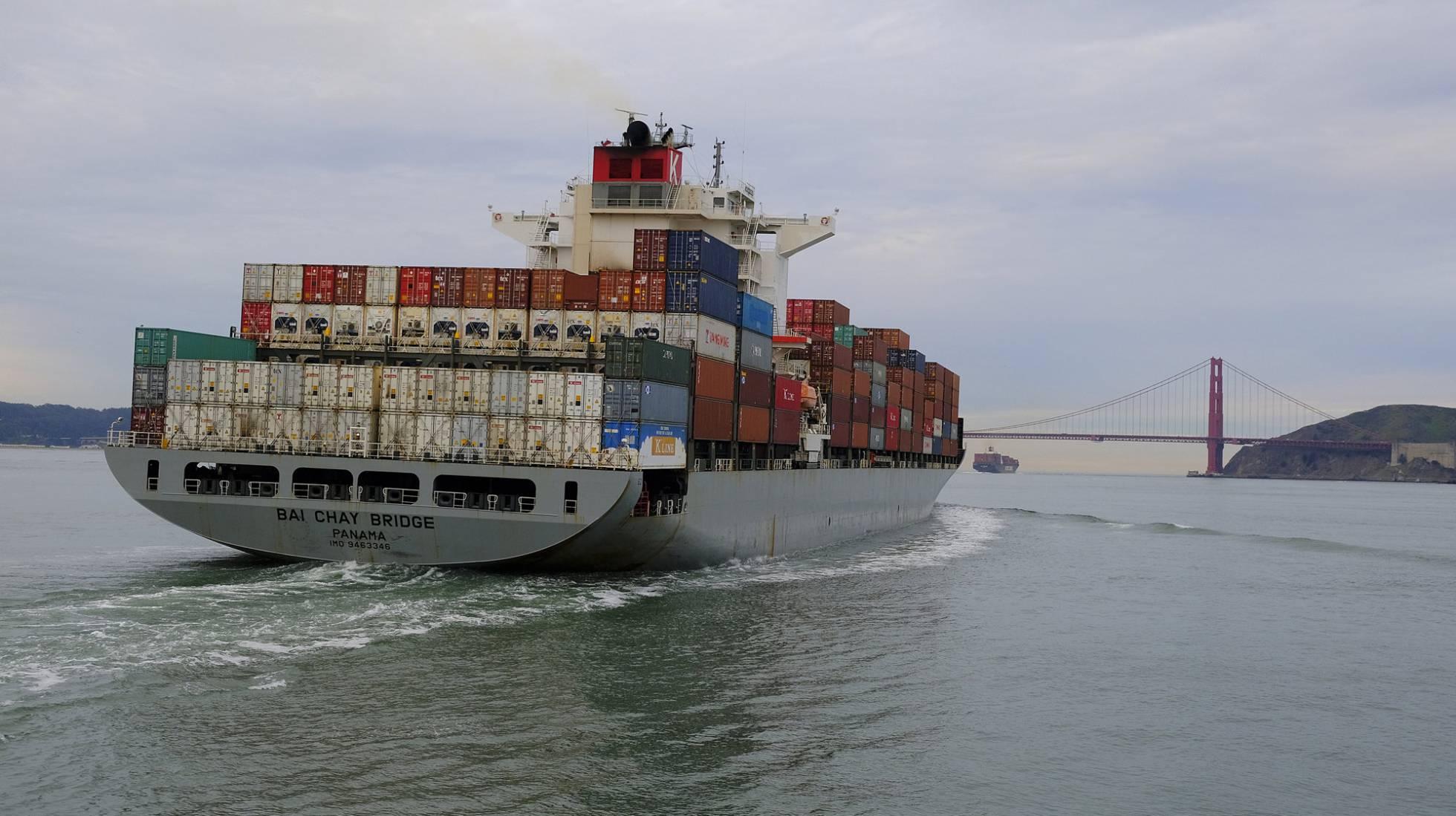 El déficit comercial de EE UU alcanza el nivel más alto en casi 10 años