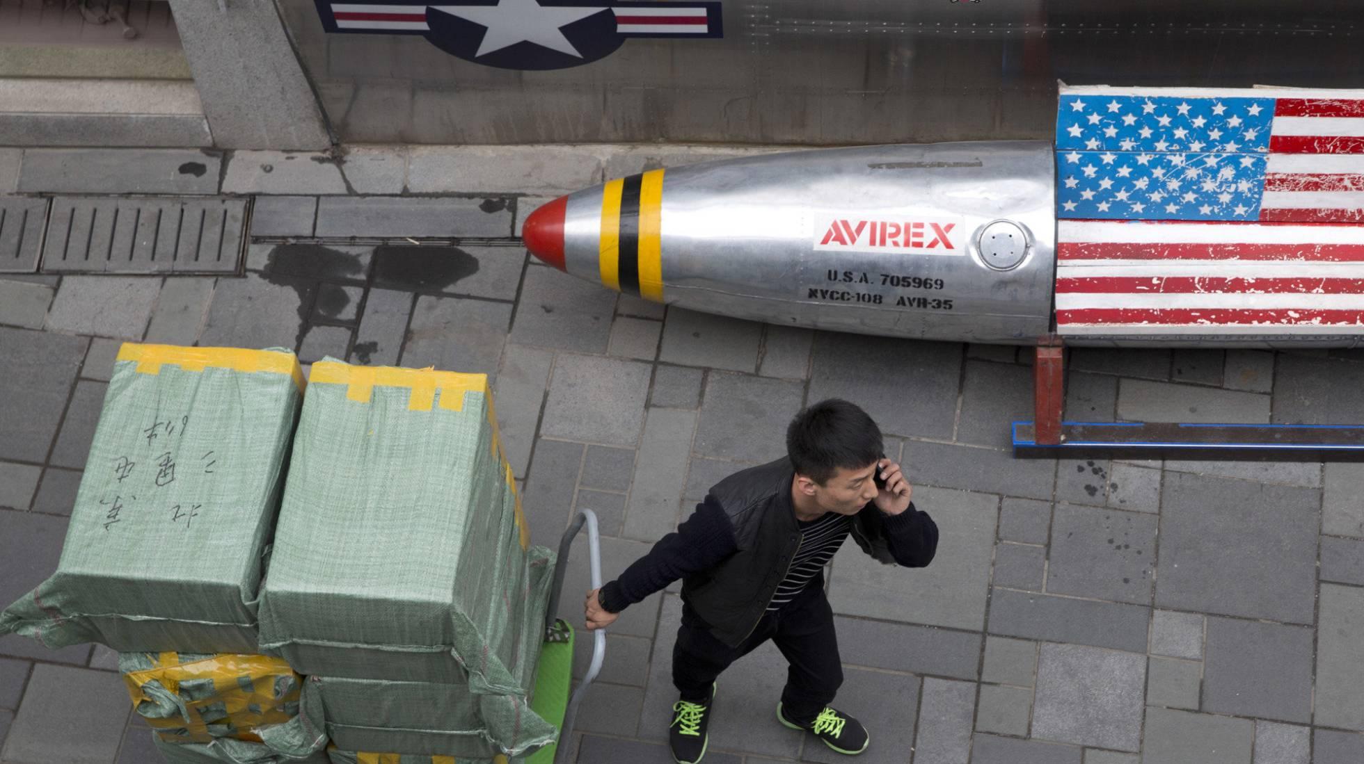EE UU identifica los 1.300 productos chinos sujetos al arancel