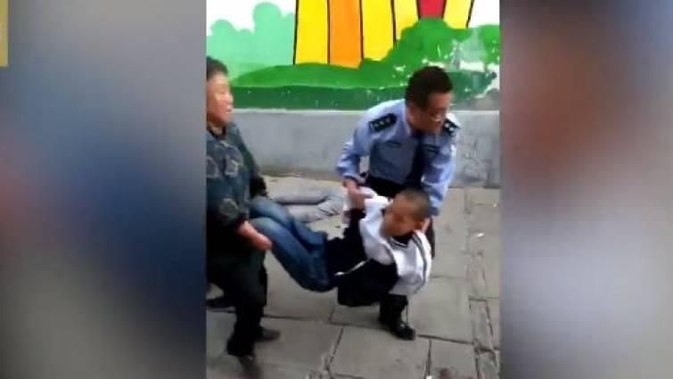 Un hombre mata a puñaladas a siete estudiantes en un instituto de China