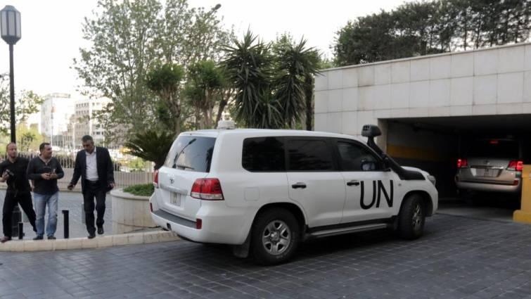 Rusia y Siria impiden el acceso a los inspectores de la ONU a Duma, la zona del ataque químico