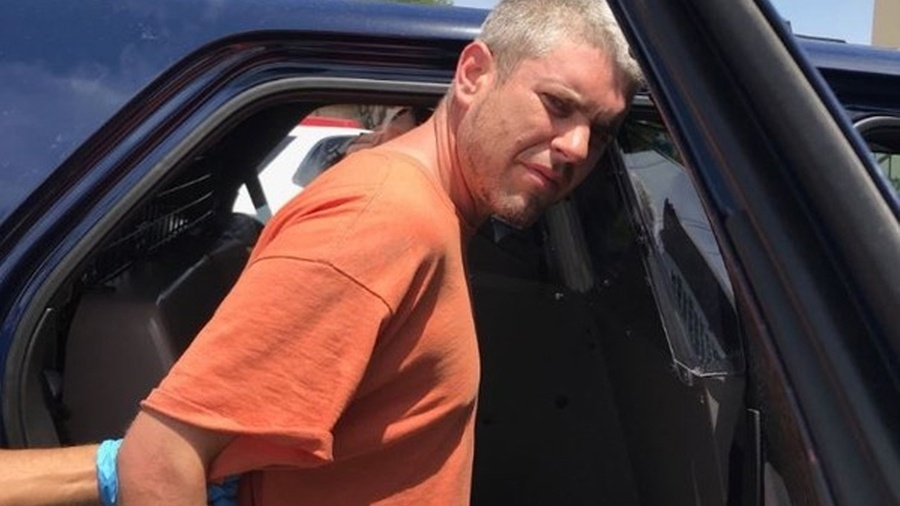 Hombre de Alabama acusado de hacer pornografía infantil arrestado en Nuevo México
