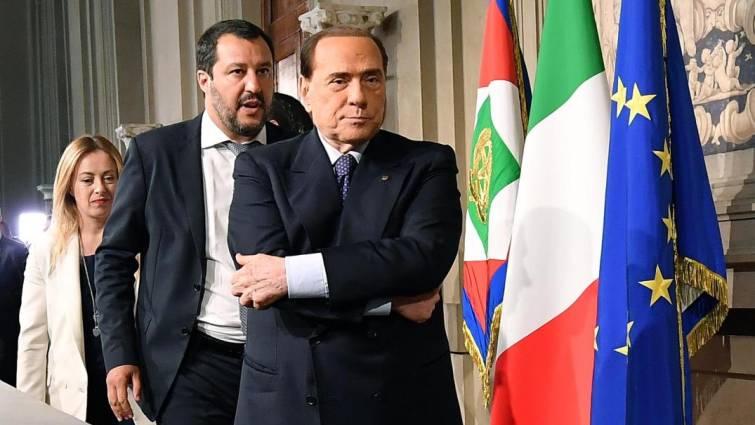 Belusconi permite a la Liga pactar un Gobierno en Italia con el M5S