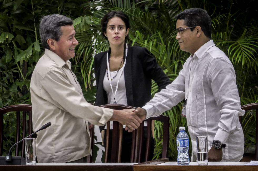 El ELN anuncia un nuevo cese al fuego unilateral para las elecciones de Colombia