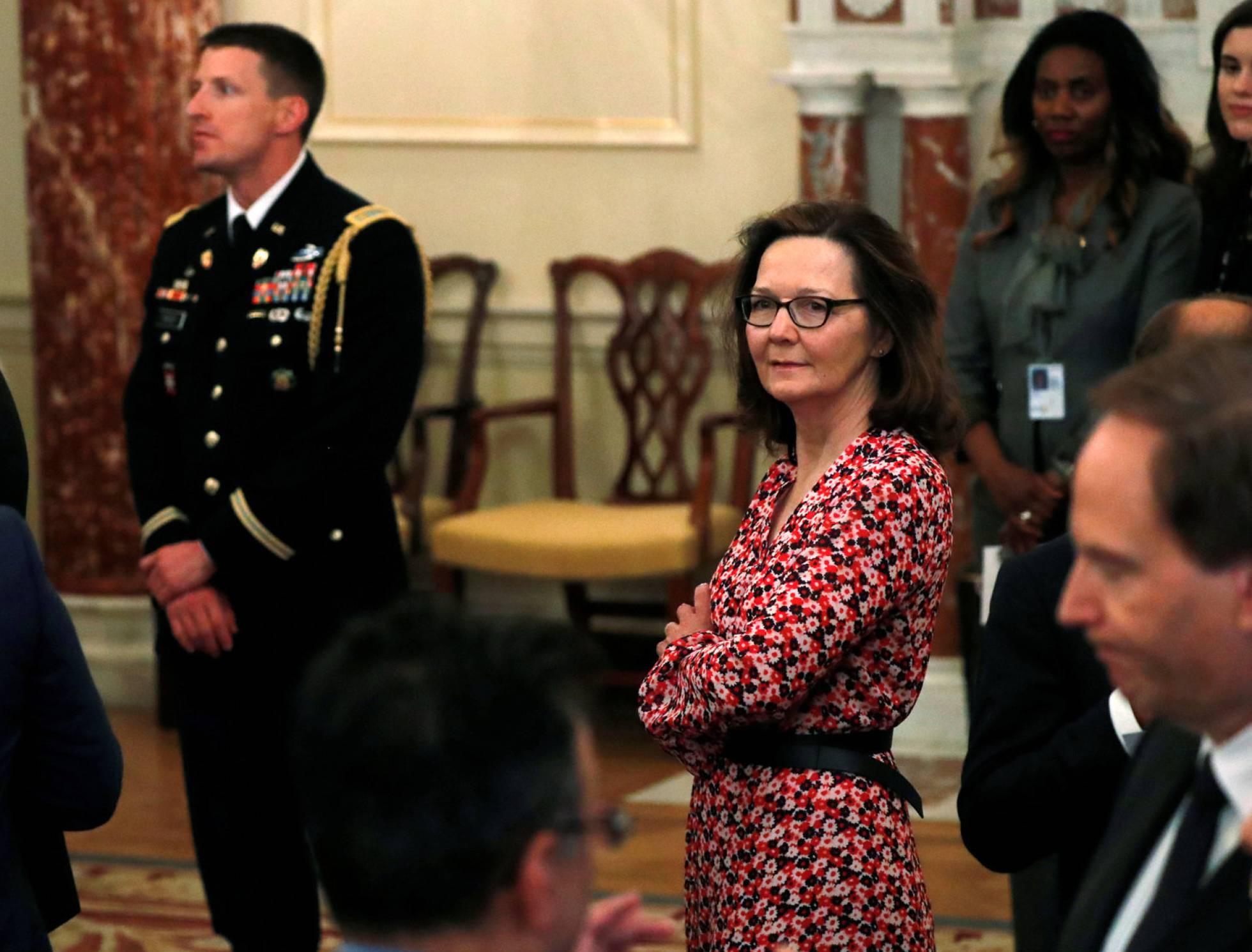 Trump respalda a su candidata a la CIA, cercada por el escándalo de las torturas