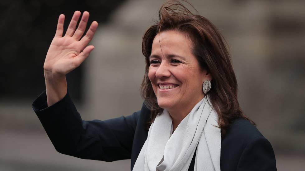 La candidata Margarita Zavala renuncia a la carrera presidencial en México