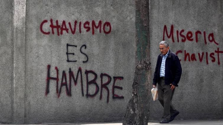 grafiti en venezuela