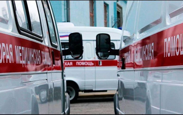 Tres heridos, uno muy grave, en un tiroteo en un instituto de Siberia