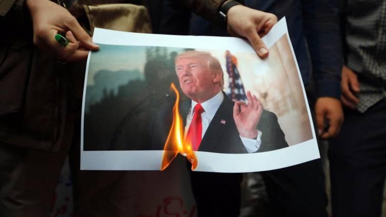 EE UU impondrá a Irán «las mayores sanciones de la Historia»
