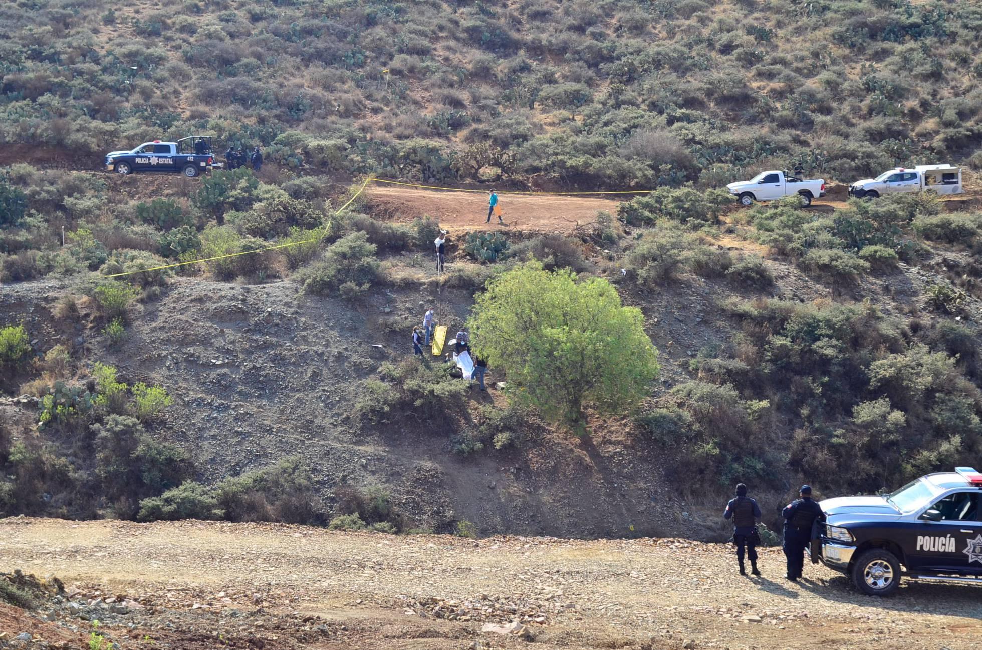 muerto en zacatecas