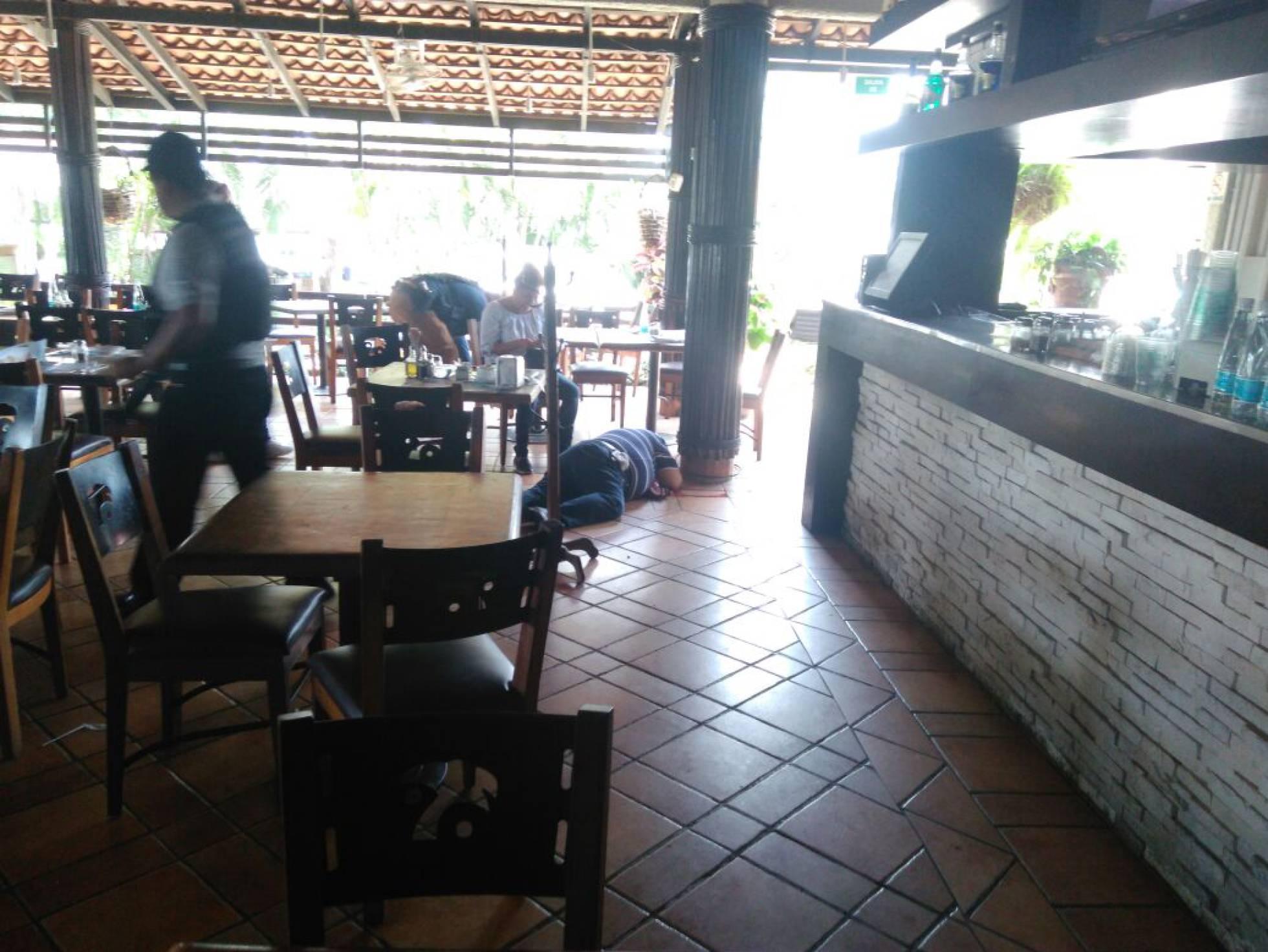 Asesinado un funcionario del Gobierno mexicano junto a la playa VIP de Acapulco