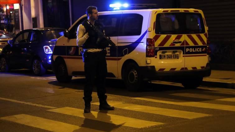 policia frances