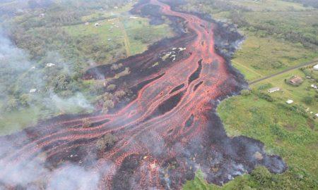 vista aerea lava
