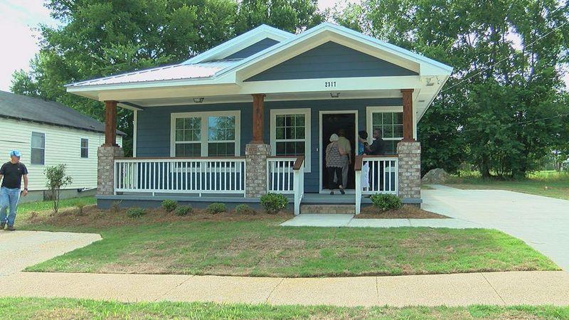 Habitat for Humanity busca aumentar el impacto, en el oeste de Tuscaloosa