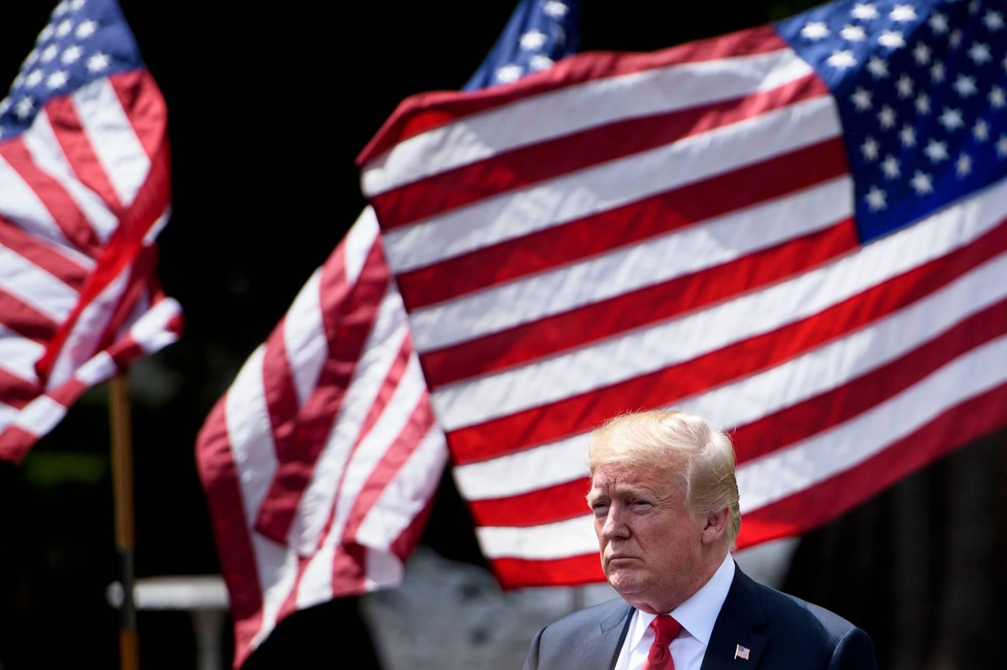 La fiscal de Nueva York acusa a Trump de utilizar su fundación para financiar su campaña presidencial