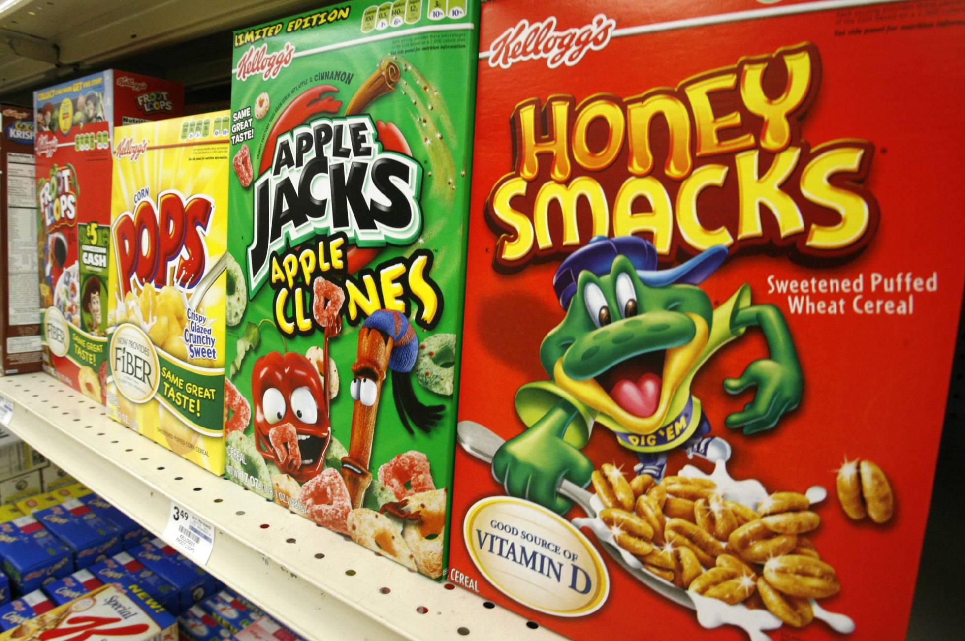 México retira de los mercados un popular cereal por riesgo de salmonela