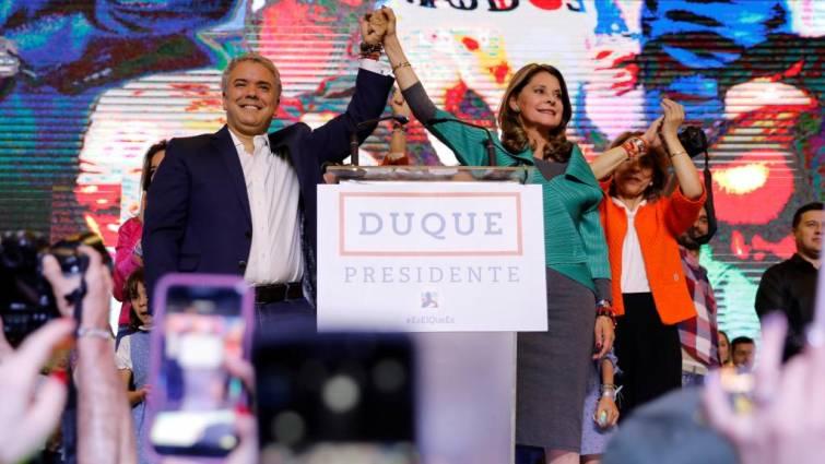 La victoria de Iván Duque devuelve al uribismo al poder en Colombia