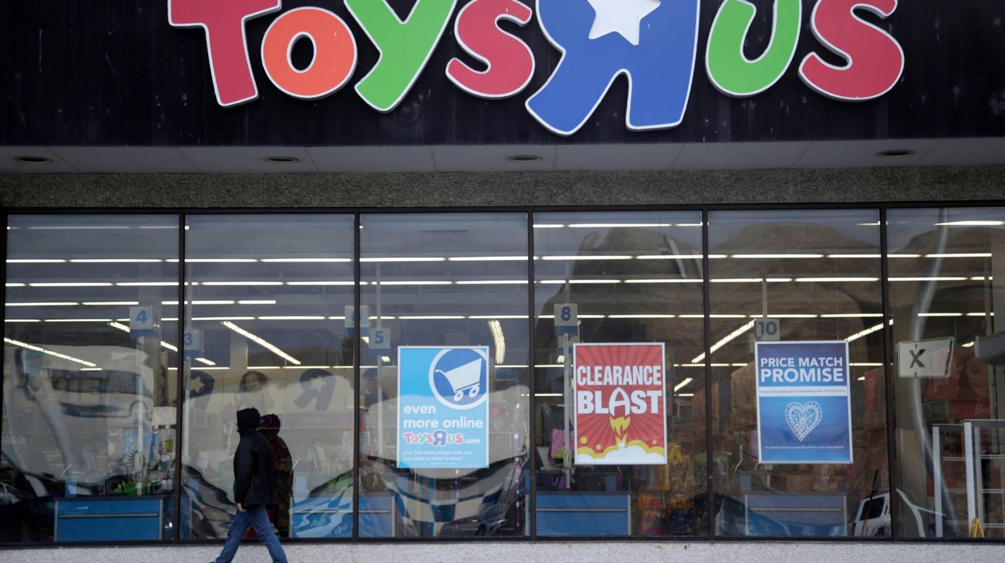 El fin de la gran juguetera: Toy's 'R' Us cierra hoy todas sus tiendas en EE UU