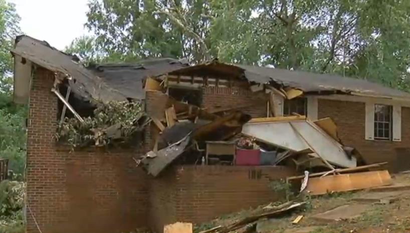 Bessemer acepta donaciones después de las tormentas del sábado