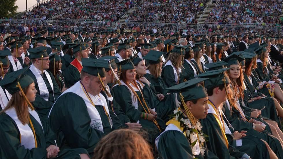 Los créditos ahogan a los estudiantes en EE UU: sus deudas superan los 1,5 billones de dólares