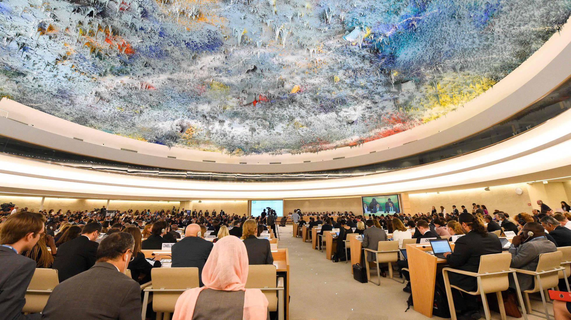 EE UU abandona el Consejo de Derechos Humanos de la ONU en apoyo a Israel
