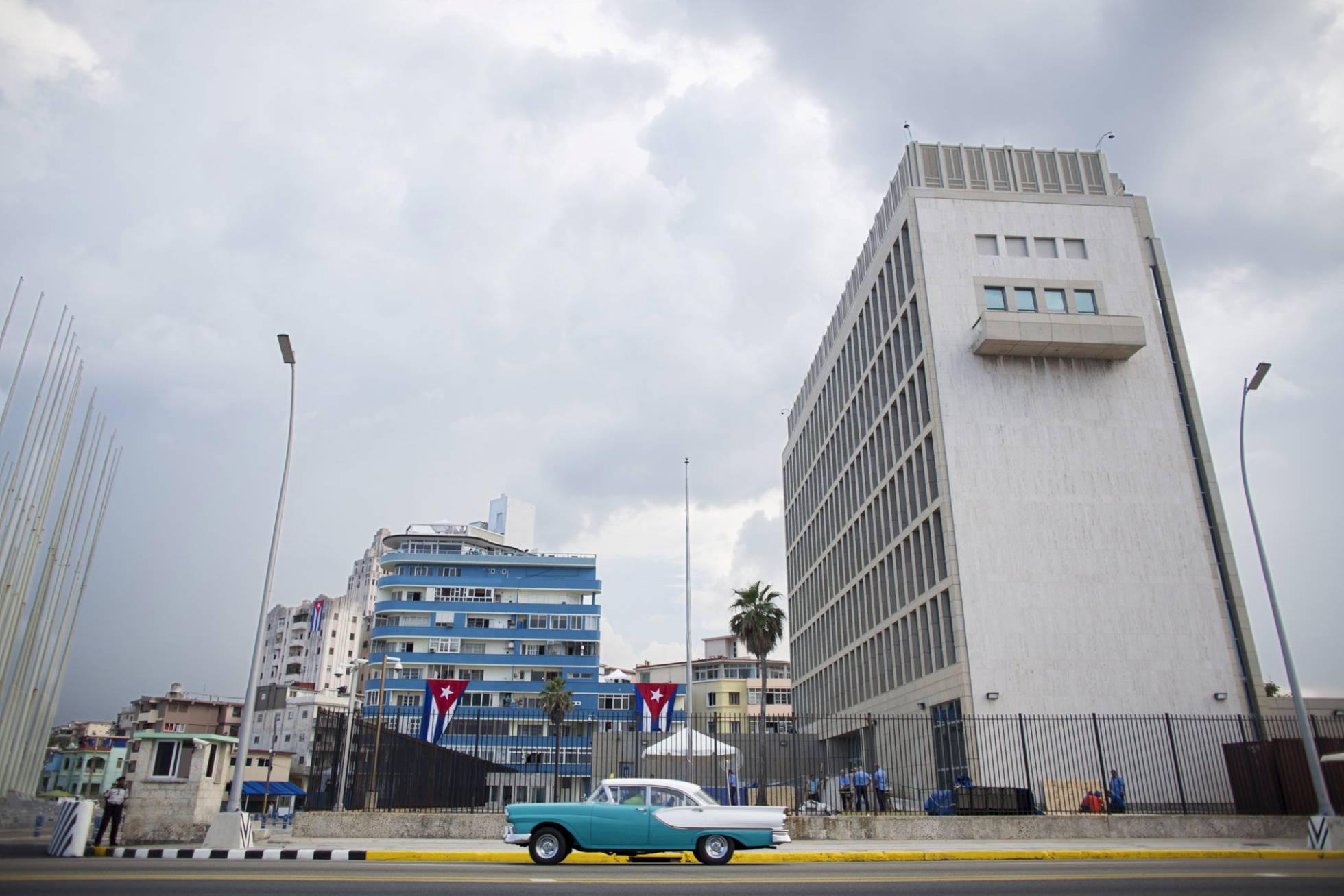 embajada EU en Cuba