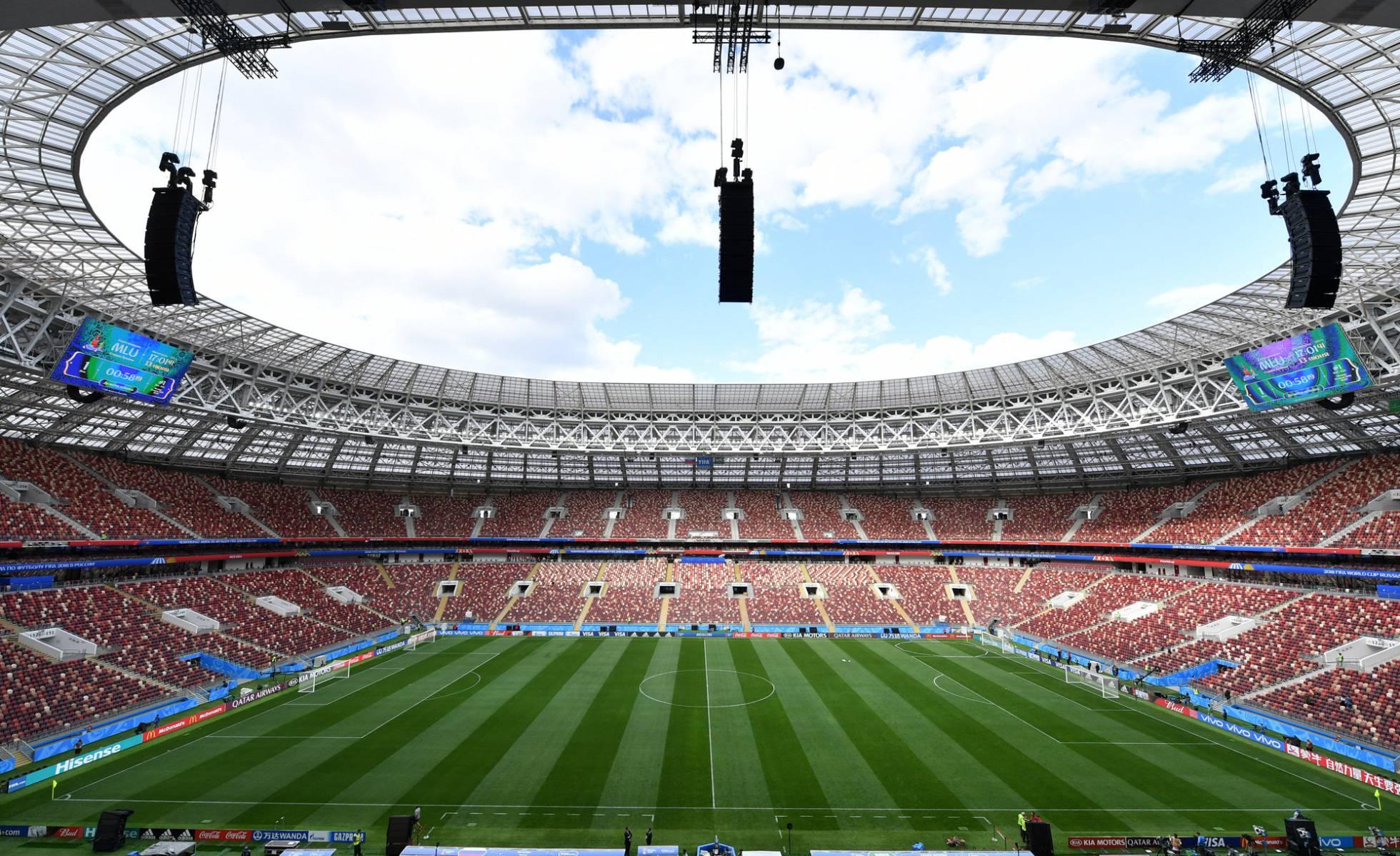 La gran fiesta del fútbol arranca con el Rusia-Arabia Saudí