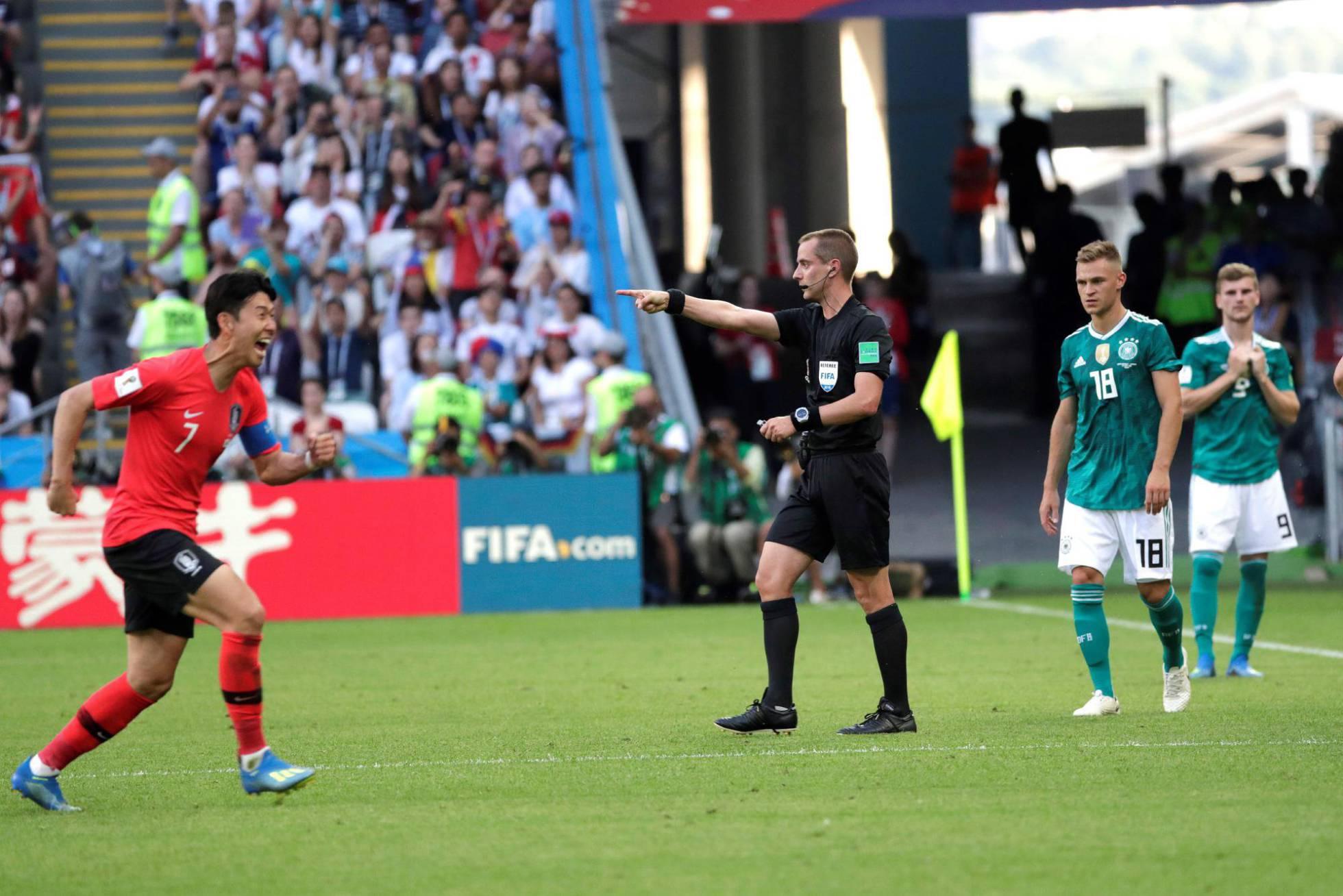 Alemania, fulminada por Corea del Sur en un Mundial propio de Hitchcock (2-0)