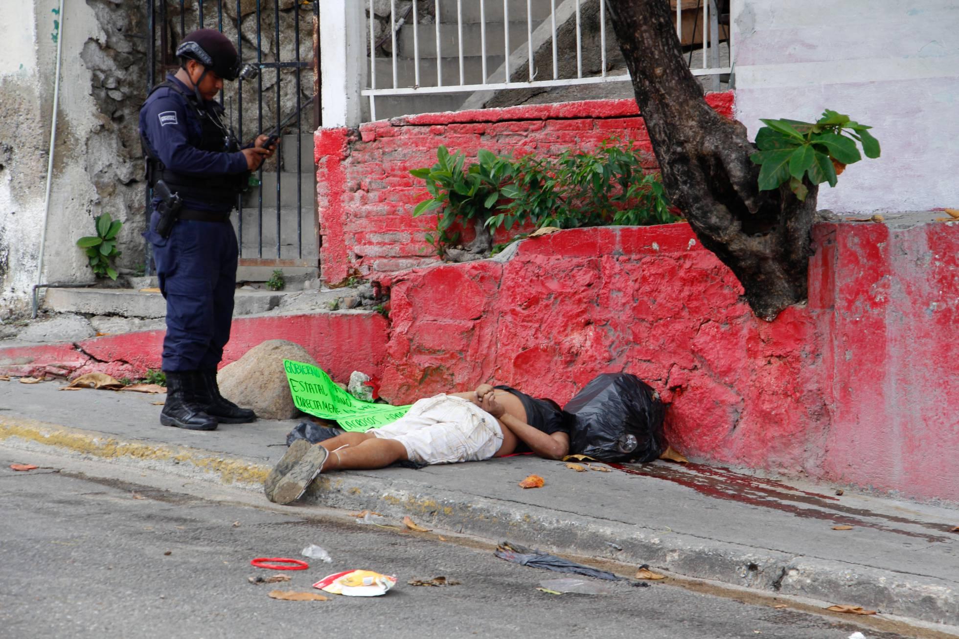 México alcanzó en mayo un nuevo récord de asesinatos: 93 al día