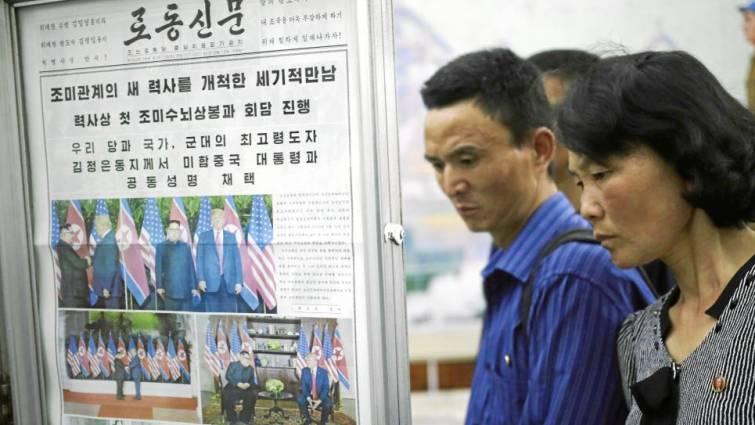 EE UU confía en completar el desarme nuclear de Corea del Norte antes de 2020