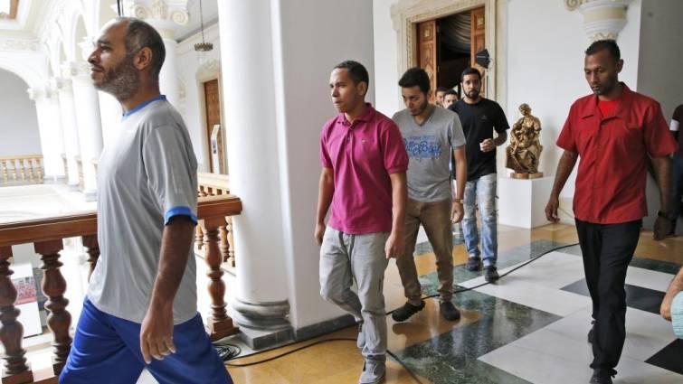 Leopoldo López, fuera de la lista de 39 presos políticos excarcelados en Venezuela