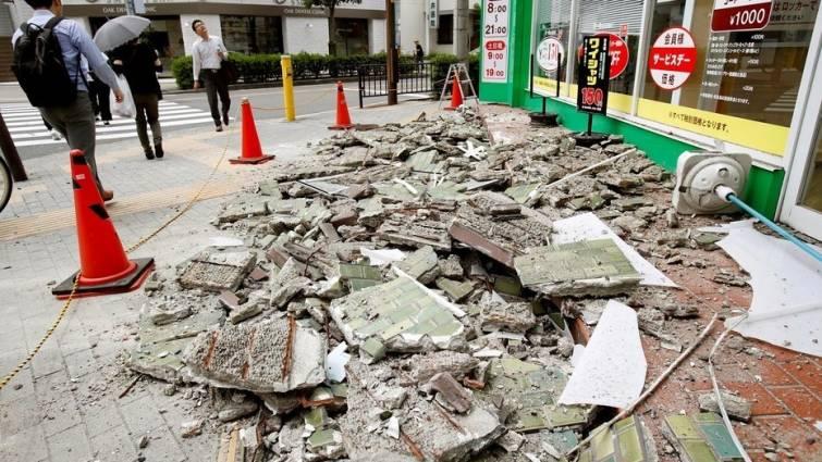 Un terremoto de 6,1 grados deja 4 muertos y decenas de heridos en Japón
