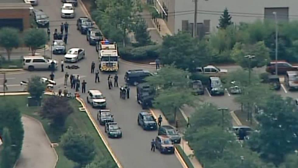 Al menos cinco muertos en un tiroteo en un periódico local en Maryland