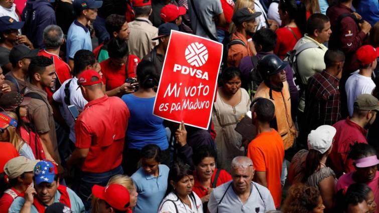 El chavismo se queda sin petróleo para exportar