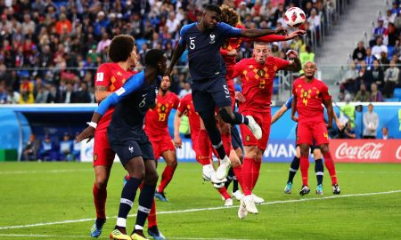 1 gol de francia a la final