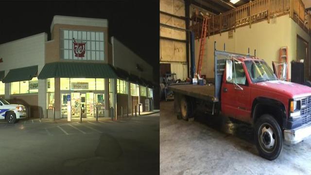 La policía busca a 3 sospechosos que robaron un cajero automático de Walgreens y dispararon contra un oficial durante una persecución