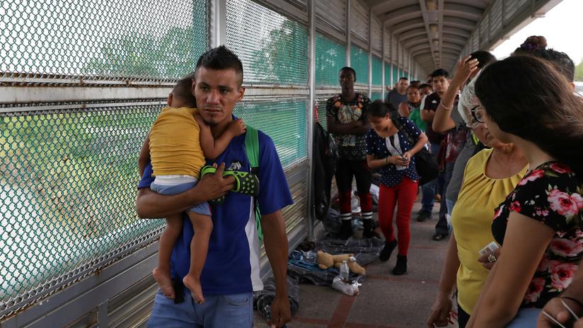 EE UU devuelve 57 niños a sus padres inmigrantes