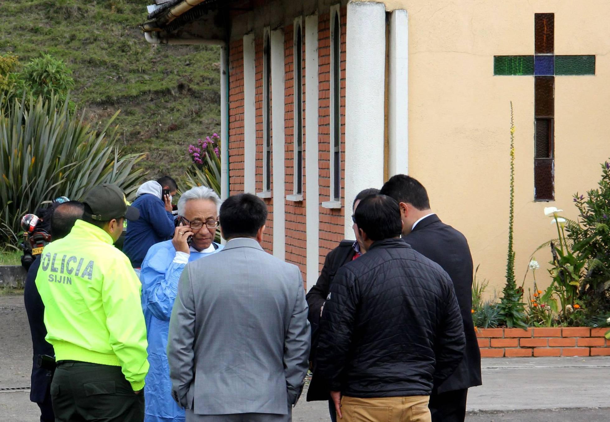 Encontrados los cuerpos de la pareja ecuatoriana secuestrada en la frontera con Colombia