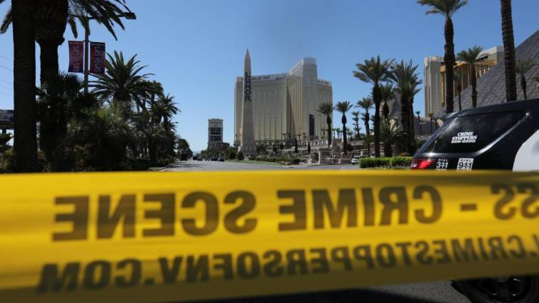 El hotel de la masacre de Las Vegas demanda a más de 1.000 víctimas