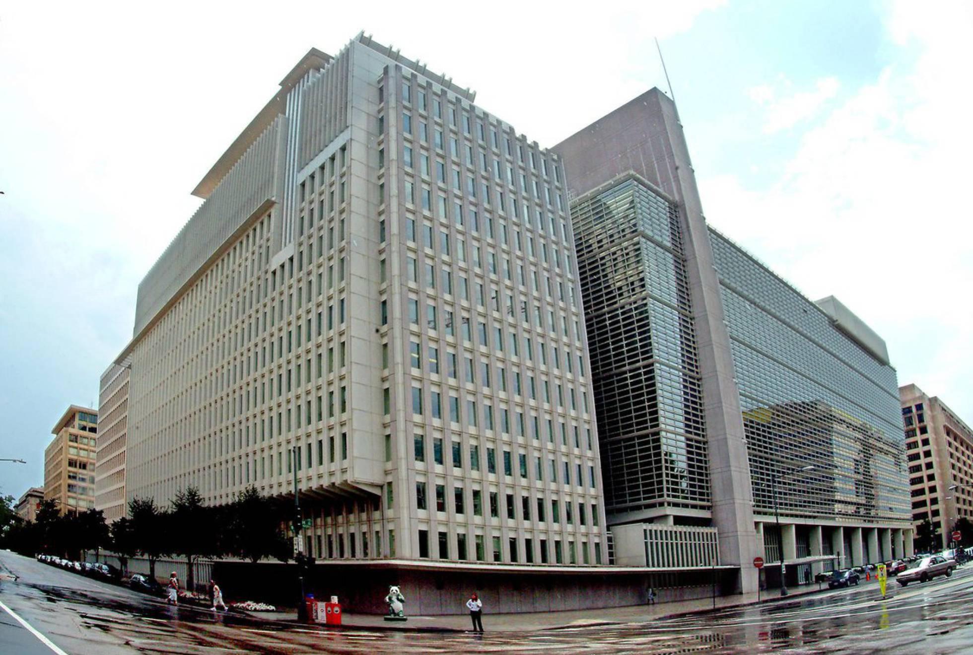 banco mundial washington