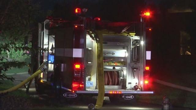 Bombero herido mientras luchaba con el incendio de una casa en Pleasant Grove