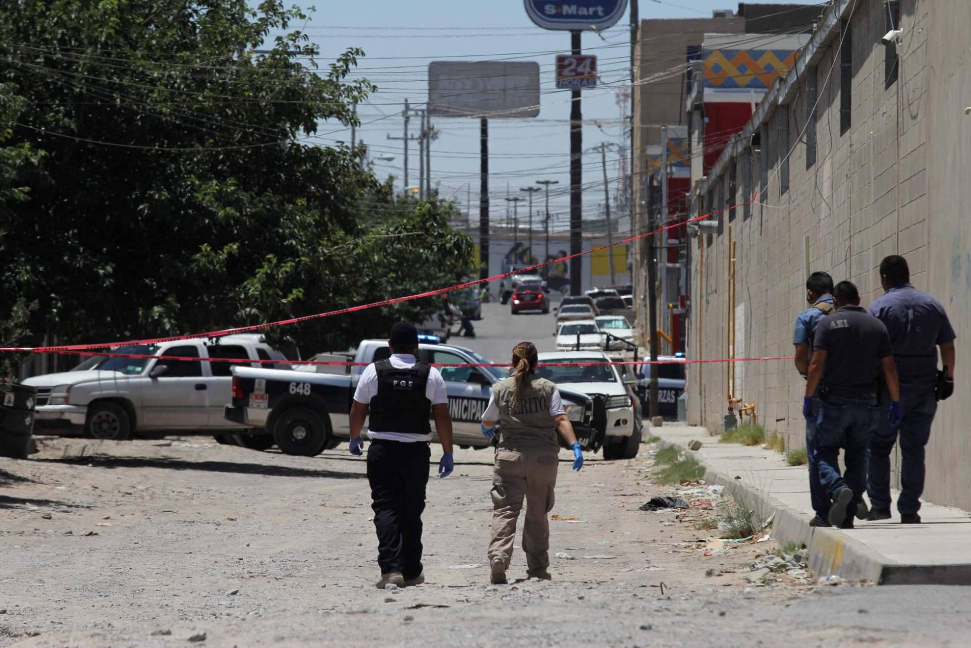 Las regiones más azotadas por la violencia en México castigan al histórico PRI