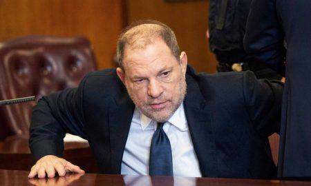 ex productor de Hollywood Harvey Weinstein
