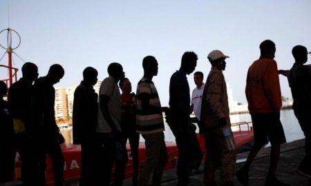 inmigrantes en malaga