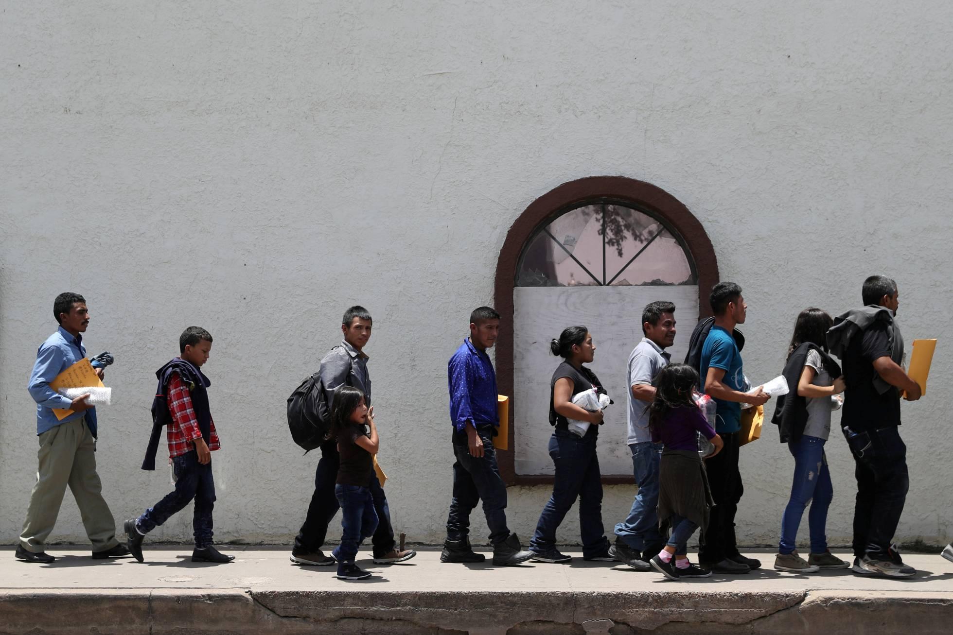 3.000 niños en el limbo de Trump