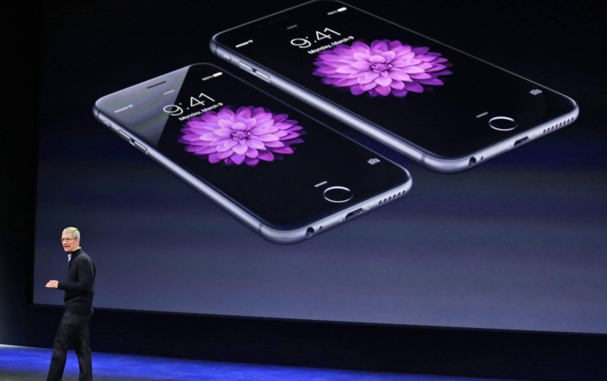 El iPhone 6, a la cabeza de los teléfonos más propensos a averiarse