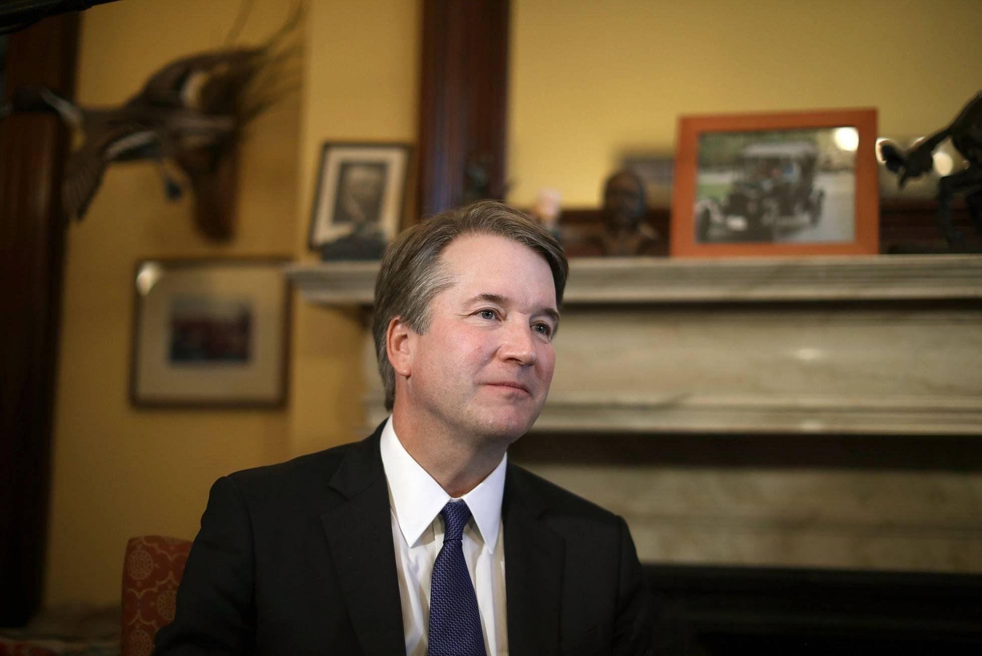 juez Brett Kavanaugh