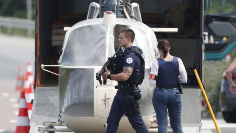 policias armados